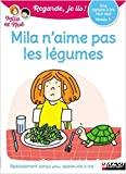 Mila n'aime pas les légumes