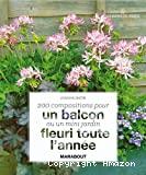 200 compositions pour balcons, terrasses et tout petits jardins