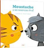 Moustache a un rival