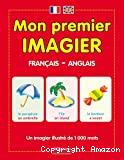 Mon premier imagier français-anglais