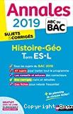Histoire-géographie, Term ES-L