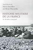 Histoire militaire de la France