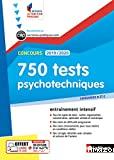 750 tests psychotechniques