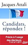Candidats, répondez !