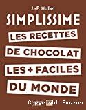 Les recettes de chocolat les + faciles du monde