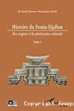Histoire du Fouta-Djallon