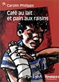 Café au lait et pain aux raisins