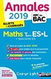 Maths term ES-L