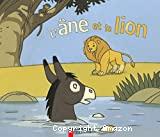 L' âne et le lion