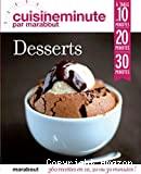 360 (trois cent soixante) desserts faciles