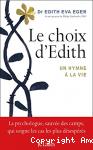 Le choix d'Edith