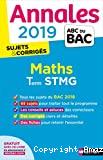 Maths term STMG